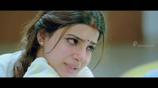 Theri movie | Mahendran kills Vijay's family | Samantha | Raadhika | Azhagam Perumal