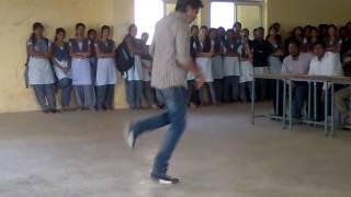VIVTECH COLLEGE STUDENT DANCE UPLOADED BY HEMANANDA