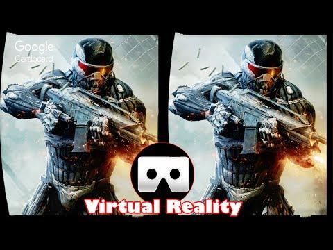 Xxx Mp4 3D Crysis 2 VR Virtual Reality Vídeo Google Cardboard VR Box 3gp Sex