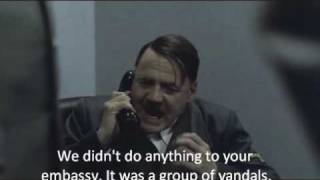 Hitler Calls the Guy from Boston