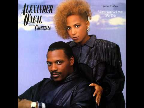 Alexander O Neal Ft Cherelle Never Knew Love Like This Before