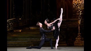 Swan Lake - Coda from the Black Swan pas de deux in Act III (The Royal Ballet)