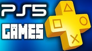 PS5 PS PLUS FREE GAMES? NEW CONSOLE TO RIVAL PlayStation SWITCH XBOX?