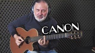 Canon Rock - Igor Presnyakov - acoustic fingerstyle guitar cover