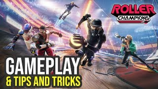 Roller Champions Gameplay - Big Ubisoft E3 2019 Game FREE NOW  (Roller Champions Tips And Tricks)