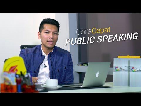 Cara Cepat Mahir Presentasi Zulfikar Naghi HI Speaking Eps 5