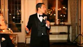 One of the Funniest Best Man Wedding Speeches Ever!