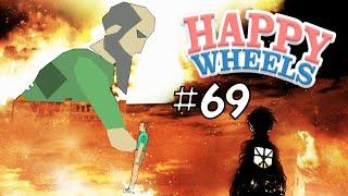 NONNO GIGANTE? WTF?!! - Happy Wheels [Ep.69]