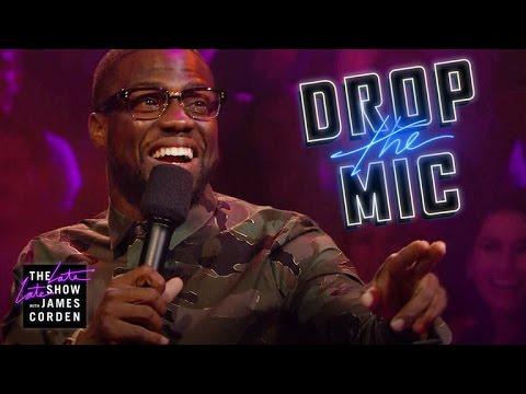 Drop the Mic w Kevin Hart