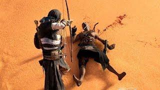 Assassin's Creed Origins Desert Pirate Fighting & Stealth
