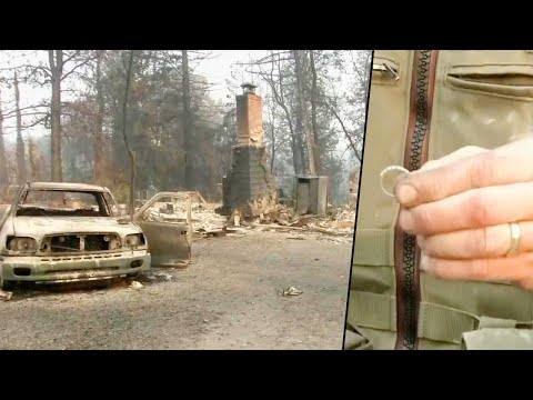 Xxx Mp4 Man Finds Wife 39 S Wedding Ring After Home Burns To Ground In California Wildfire 3gp Sex