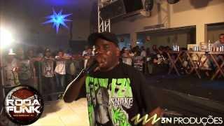 MC Cidinho :: Medley gravado ao vivo para o canal Funk Carioca) ::