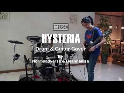 Xxx Mp4 Muse Hysteria Drum Amp Guitar Cover 3gp Sex