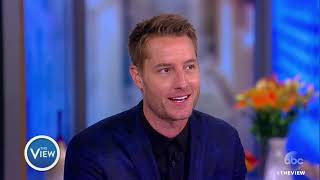'This Is Us' Star Justin Hartley Talks Wedding, Family And Dishes On The Hit Series | The View