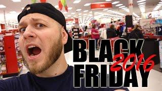 Black Friday 2016 Blu-Ray Trip!!!!!!!!!!