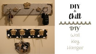 Couples Edition DIY Wall Key Hanger