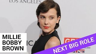 Is This Millie Bobby Brown's Next Big Role?!