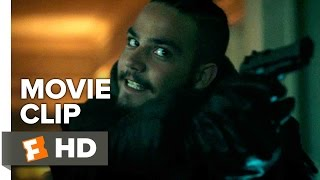 Don't Breathe Movie CLIP - The Blind Man Confronts Money (2016) -  Daniel Zovatto Movie