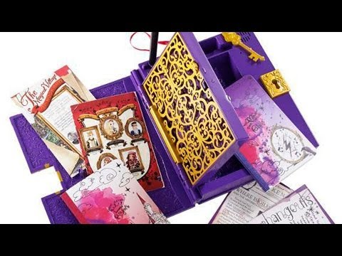Secret Hearts Diary Sekretny Pamiętnik Ever After High MegaDyskont.pl