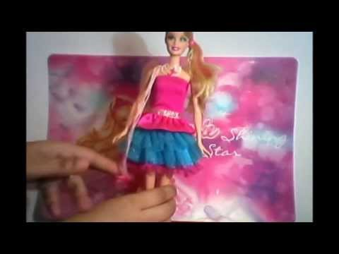 Barbie El Secreto de las Hadas Muñeca Barbie Fairy Secret Doll