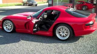 Dodge Viper GTS 8.0 V10 1997
