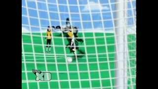 Galactik Football Season 3 Episode 24: Second Chance (English)