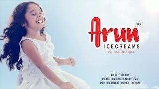 Arun Icecream TVC - World of Milk & Cream // 2014