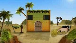 House Of Al-Arqam Islamic Cartoon