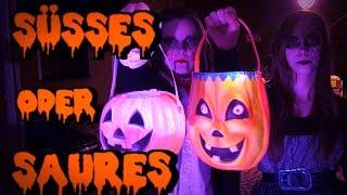 SÜßES ODER SAURES (2014) | Kurzfilm Deutsch - Halloween Kurzfilm