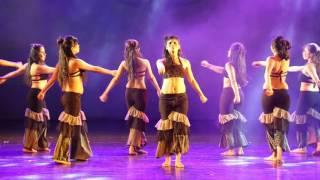 NAGADA SANG DHOL - BANJARA SCHOOL OF DANCE
