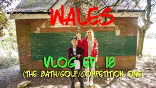 Kinging-It Vlog Ep. 18: Bath | Golf | Mug Competition
