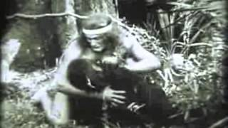 THE ADVENTURES OF TARZAN (Las Aventuras de Tarzán-1921)