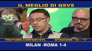 QSVS - I GOL DI MILAN-ROMA 1-4 TELELOMBARDIA / TOP CALCIO 24