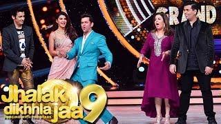 Jhalak Dikhla Jaa 9 Grand Finale | Hrithik Roshan Special Episode | Kaabil Promotion