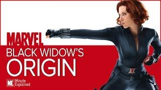Black Widow's ORIGIN Explained! | S.H.I.E.L.D wanted her killed! (MCU)