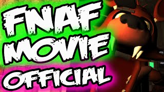Five Nights at Freddy's MOVIE OFFICIALLY CONFIRMED by Scott Cawthon | Five Nights at Freddy's Movie