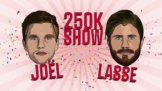 250K SHOW #5 - Tijd voor de hoofdprijs!