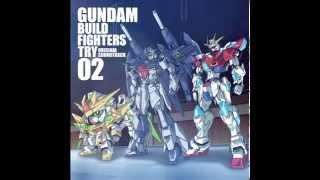 Gundam Build Fighters TRY OST 2 - 14 - Uganda bus Coliseum