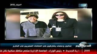 فنانون وعلماء يشاركون في انتخابات المصريين في الخارج