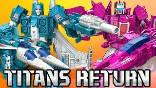Stock Images of Titans Return MISFIRE and SLUGSLINGER| (TFTN Episode #122)