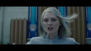 Los Juegos del Hambre.- Muerte de Presidente Coriolanus Snow y Presidenta Alma Coin. Latino HD