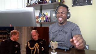 """ROYAL WEDDING"" — A Bad Lip Reading - REACTION!!!"