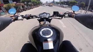Suzuki GSR600 - City ride