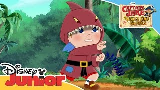 Captain Jake and the Neverland Pirates - Dark Shark Clan | Official Disney Junior Africa