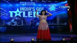 Meher Malik Indian Belly Dancer.flv