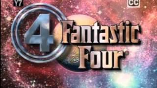 Fantastic Four Cartoon Intro