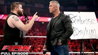WWE Raw Full Episode, 18 April 2016