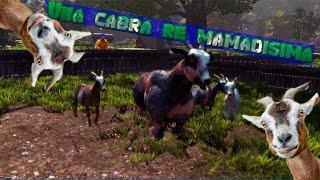 goat simulator: una cabra con esteroides wtf