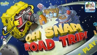 SpongeBob SquarePants: Oh Snap! Road Trip! - Take Awesome Pics! (Nickelodeon Games)
