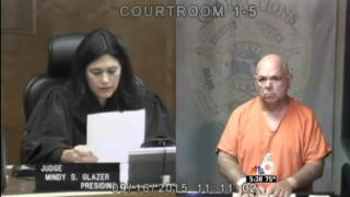 Man Accused of Sniffing Feet at FIU Makes Court Appearance
